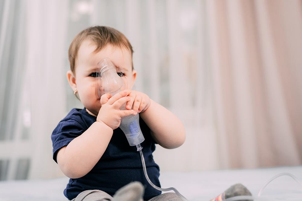 Bronquiolitis en niños